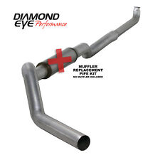 Exhaust System Kit-Crew Cab Pickup Diamond Eye Performance K5118A-RP