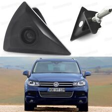 170° Degree Car Front View Camera CCD Logo Embedded for VW Touareg 2007-2015