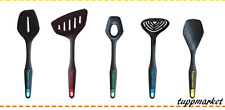 TUPPERWARE 2 x Spatulas + Mixing Spoon + Skimmer + Serving spoon Special Offer