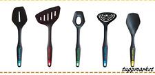 TUPPERWARE 2 x Spatole + cucchiaio Di Miscelazione + Skimmer + Servire cucchiaio