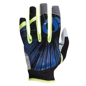 NEW Pearl Izumi Impact Women's Cycling Gloves 14241305 Color Dazzling Blue Large