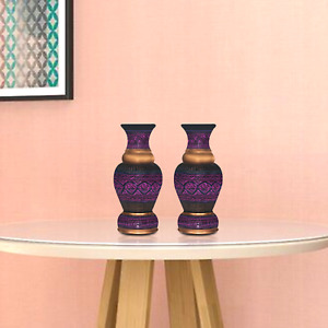Unique Vase, Wooden vase for Table/Floor in Rosewood, Home Decor, Handmade vase