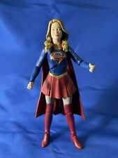 DC Multiverse- SUPERGIRL TV SERIES ACTION FIGURE LOOSE