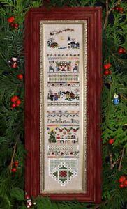 Christmas Day Sampler - Victoria Sampler New