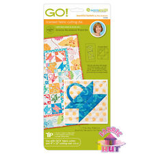 55048 - AccuQuilt GO! Big & Baby Bountiful Baskets Fabric Cutting Die Quilting