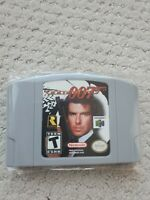 Goldeneye 007 James Bond Video Game Console For Nintendo 64 N64 US Version