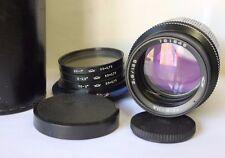 TAIR-11A F2.8 135mm Prime Telephoto Lens 20 blade Pentax M42 Screw
