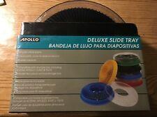 Apollo Deluxe Projector Slide Tray 80 slide capacity