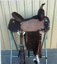 Circle Y Wichita Park and Trail  Equestrian Saddle