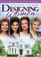 DESIGNING WOMEN: THE COMPLETE FOURTH SEASON NEW DVD