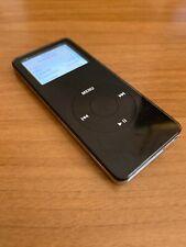 Apple iPod nano 1ª generazione Nero 2GB A1137