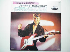 Johnny Hallyday 33Tours vinyle Hello Johnny pressage 2017