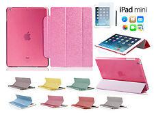 iPad Mini / 2 Retina / 3 Cover Case Bling Strass Schutz Hülle Tasche Etui Folie