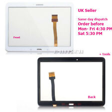 Samsung Galaxy Tab 4 10.1 T530 T535 White Digitizer Touch Screen Glass WiFi OEM