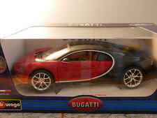 BBURAGO BUGATTI CHIRON RED ART.18-11040  NEW