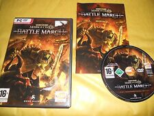 PC GAME-WARHAMMER-MARK OF CHAOS-BATTLE MARCH-Computer-Gioco-Games-ITALIANO-ITA