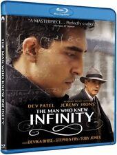 The Man Who Knew Infinity [New Blu-ray] Ac-3/Dolby Digital, Digital Th