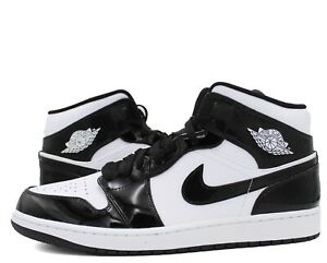 Nike Air Jordan 1 Mid SE ASW Carbon Fiber Black White DD1649-001 Men's or GS NEW