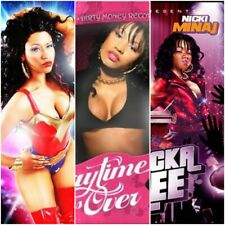 Nicki Minaj - 3 Cd Combo