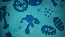 LINED VALANCE 57X15 DISNEY TOY STORY WOODY BUZZ LIGHTYEAR COMIC MOVIE ANDY