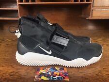 Nike Komyuter Mens Sportswear Black/White Water Resistant Shoes AA2211 001 Sz 10
