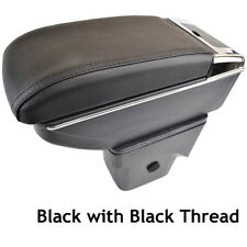 Armrest For 2005-2011 Ford Focus MK2 Centre Console Storage Box Arm Rest Leather