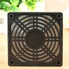 Washable Anti-dust Mesh Fan Dust Filter Guard Cover Grill for 90mm PC Computer