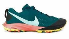 Nike Terra Kiger 5 Mens 8.5 42 Teal Trail Running Shoes