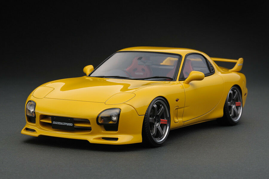 RX-7 Models and Collectibles