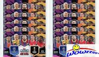 (10) 2020/21 Topps Match Attax Champions League Soccer Sealed Foil Packs-60 Card