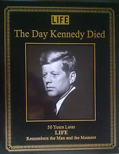 Day Kennedy Died: LIFE Remembers 50 Years Later Easton Press Leather Bound
