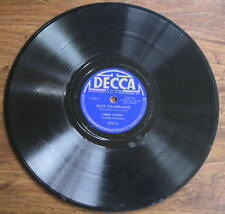 """Jimmy Dorsey - 78 rpm - """"Blue Champagne"""" / """"All Alone And Lonely"""" Decca 3775 -VG"""