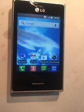 Smartphone LG E 400 Nero Perfettamente Funzionante L4 Lg