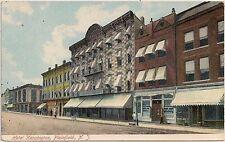 Hotel Kensington in Plainfield NJ Postcard