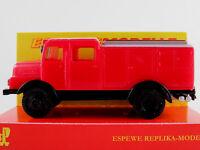 """Busch/Espewe 95600 IFA S4000 TLF (1965) """"FEUERWEHR"""" in rot/grau 1:87/H0 NEU/OVP"""