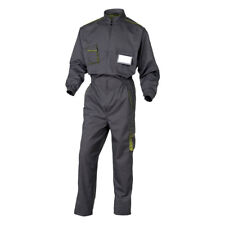 Delta Plus Work Overalls Mechanics Coveralls Workwear Safety Clothing (M6COM)