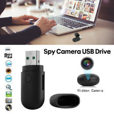 32GB Hidden USB Flash Camera Drive Motion Spy HD Mini Video Recorder Camcorder