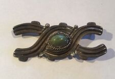 Vintage Rafael Melendez Pre Eagle 980 Taxco Silver Brooch Pin