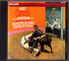 Semyon BYCHKOV: BIZET Carmen L'Arlesienne Suite No.1 2 L'Arlésienne CD PHILIPS