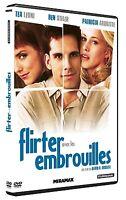 "DVD NEUF ""FLIRTER AVEC LES EMBROUILLES"" Ben STILER, Tea LEONI, Patricia ARQUETTE"