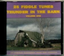 25 Fiddle Tunes - Thunder In The Barn Volume One  RARE Square Dance CD (New!)