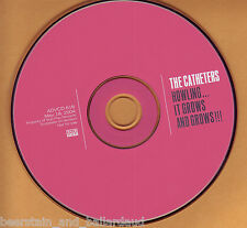 The Catheters Howling It Grows and Grows PROMO CD Sub Pop RARE!