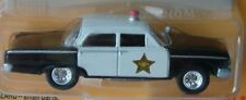 THE ANDY GRIFFITH SHOW : POLICE CAR DIE CAST MODEL MADE BY JOHNNY LIGHTNING