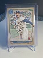 Ted Williams SP 2020 Topps Gypsy Queen #314 Boston Red Sox