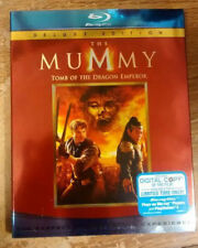 Mummy Tomb of the Dragon Emperor - NO MOVIE - Slip Cover for Blu-ray case!