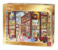 1500 Piece Disney Cartoon Character  Jigsaw Puzzle - ART GALLERY MAGIC 05263