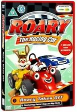 , Roary the Racing Car - Roary Takes Off [DVD], Very Good, DVD