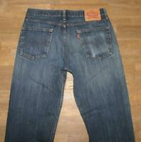 "coole LEVI`S 514 JEANS / LEVIS Blue- Jeans in blau in W32"" /L32"""