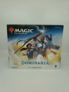 Magic The Gathering - Dominaria Bundle With 10 Boosters