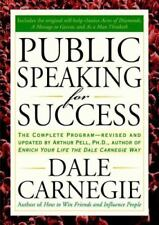 Public Speaking for Success Dale Carnegie (2006, Paperback) FREE SHIPPING